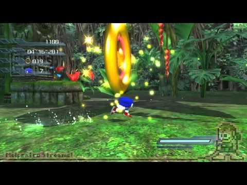Sonic 06 Modding Shenanigans - Sonic's Story - Part 3
