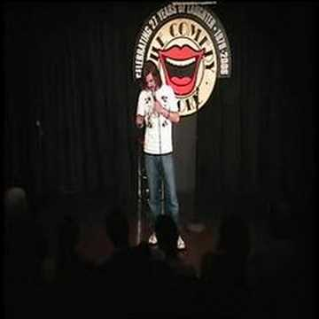 Matt Reed - The Comedy Store in 2006