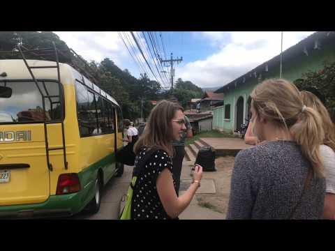 TRAVEL DAY IN HONDURAS: Exploring Tegucigalpa