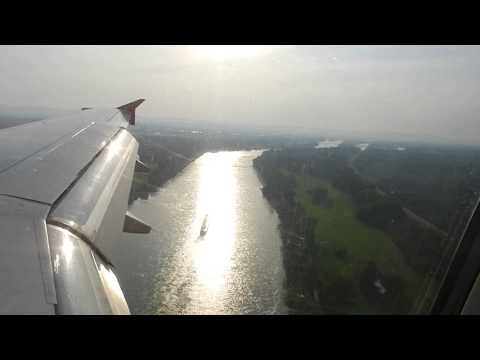 Vienna - International Airport Take-off and Landing 2015 07 19 - 23