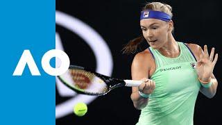 Zarina Diyas vs Kiki Bertens - Match Highlights (3R) | Australian Open 2020
