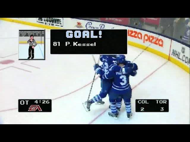Phil Kessel - NHL '94 Style