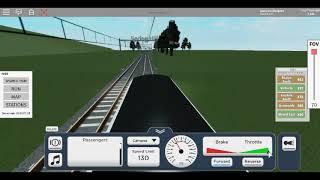 Roblox Terminal Railways Classe 700 Desiro Test De New Eldershire Depot à? CRASH DE JEU