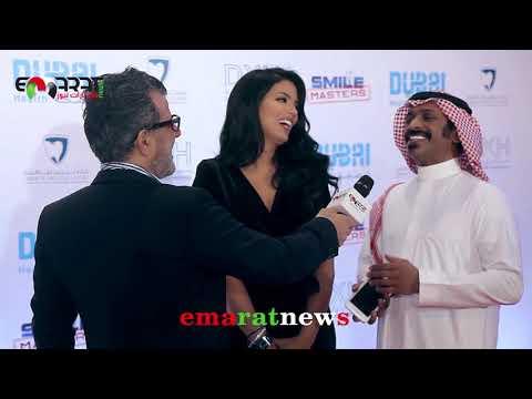 حبيب الحبيب ادعاء الممثلة الأمريكية من اصل سعودي  حصة العتيبي بالتحرش في سيلفي غير صحيح