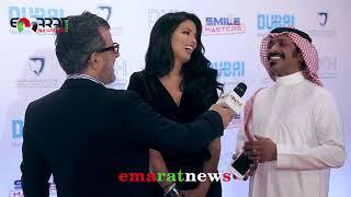 بالفيديو.. حبيب الحبيب: ادعاء الفنانة الأجنبية بالتحرش في سيلفي غير صحيح وهذا سببه