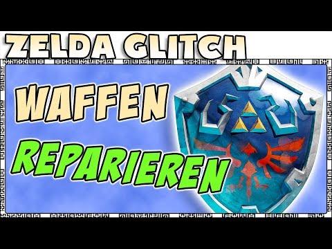 WAFFEN REPARIEREN ! Zelda Breath of the Wild - Glitch Tutorial