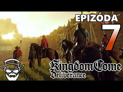 ZLODEJ A KAT ! - Kingdom Come Deliverance / 1080p 60fps / CZ/SK Lets Play / # 7