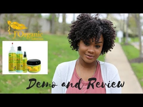 J'Organic Solutions Demo and Review
