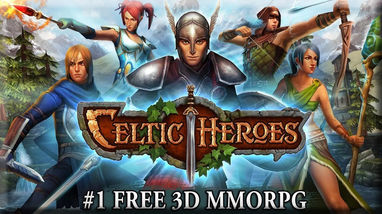 Celtic Heroes Android Top 10 MMO