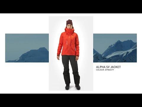 Alpha SV jacket Women's