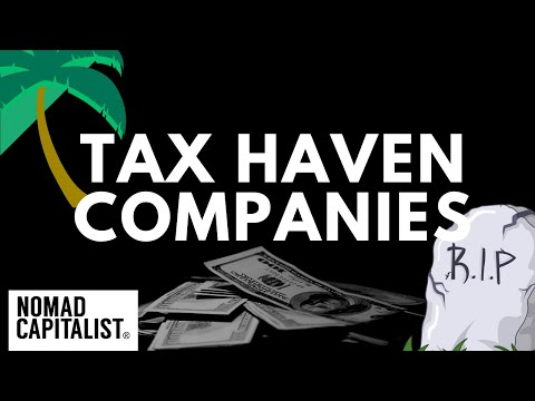 Are International Business Companies in Tax Havens Dead?