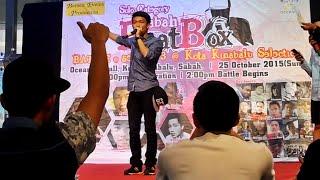 vuclip Adib VS Aidyl Hr - Sabah Beatbox Battle S3 (FINAL)