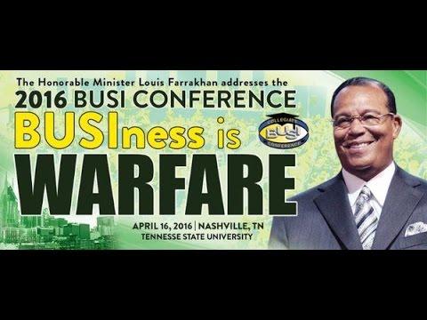 BUSIness is WARFARE