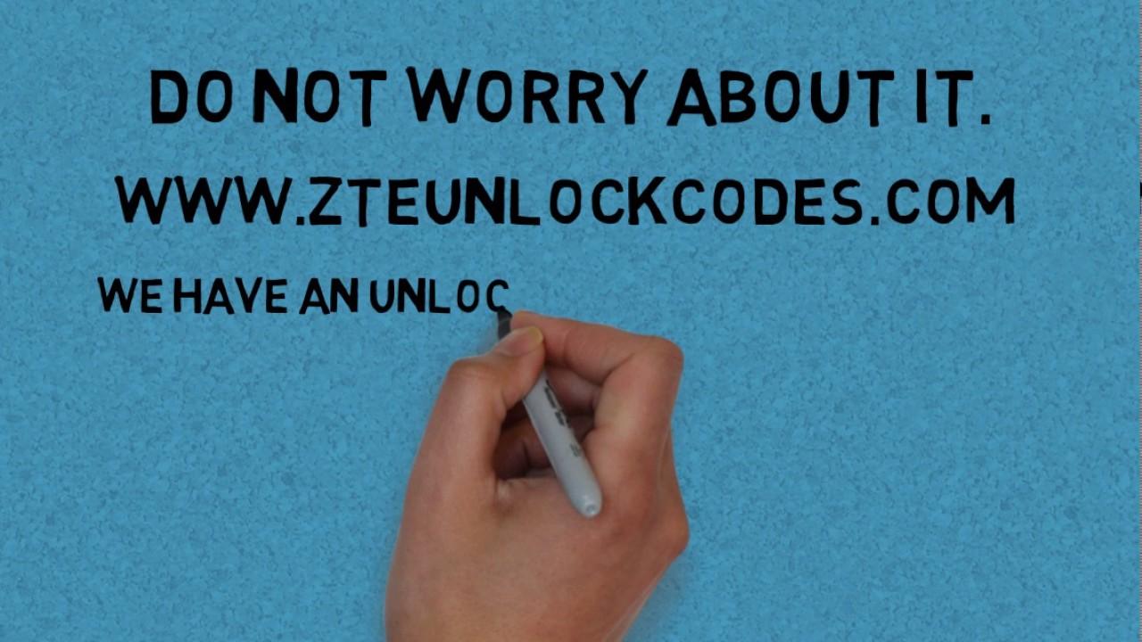 want zte max unlock