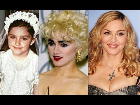 Madonna : A life in pictures