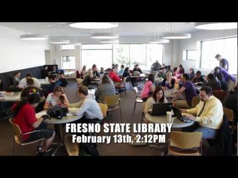 Fresno State: Harlem Shake