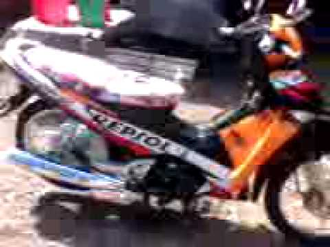 My honda wave 125 repsol edition 09