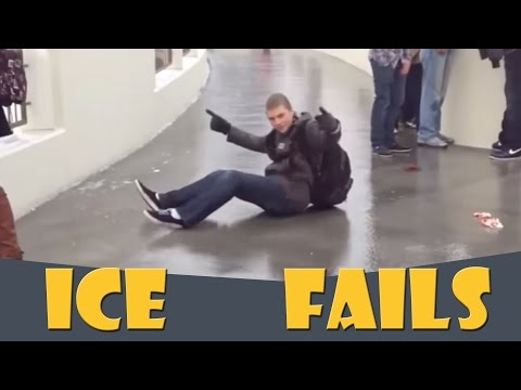 Ice Fails Compilation || Weekend Fail