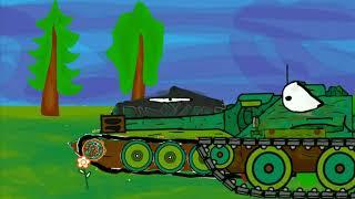 1 сезон 2 серия помощь А-20 мультики про танки
