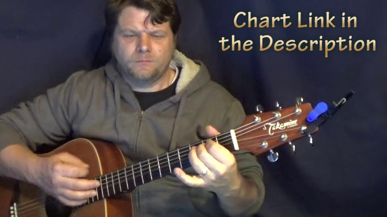Keep On Rockin In The Free World Neil Young Guitar Chord Chart