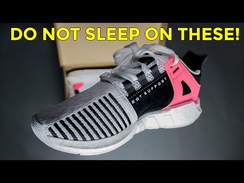 5 Reasons why you need an EQT Support 93/17 IN YOUR LIFE! DON'T SLEEP ON THESE