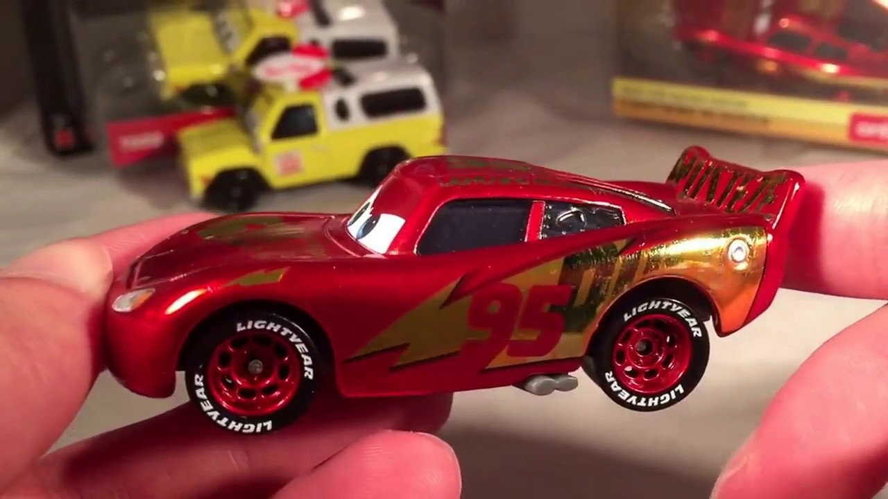 Review Cars 3 1 55 Diecast Exclusives Pizza Planet Todd