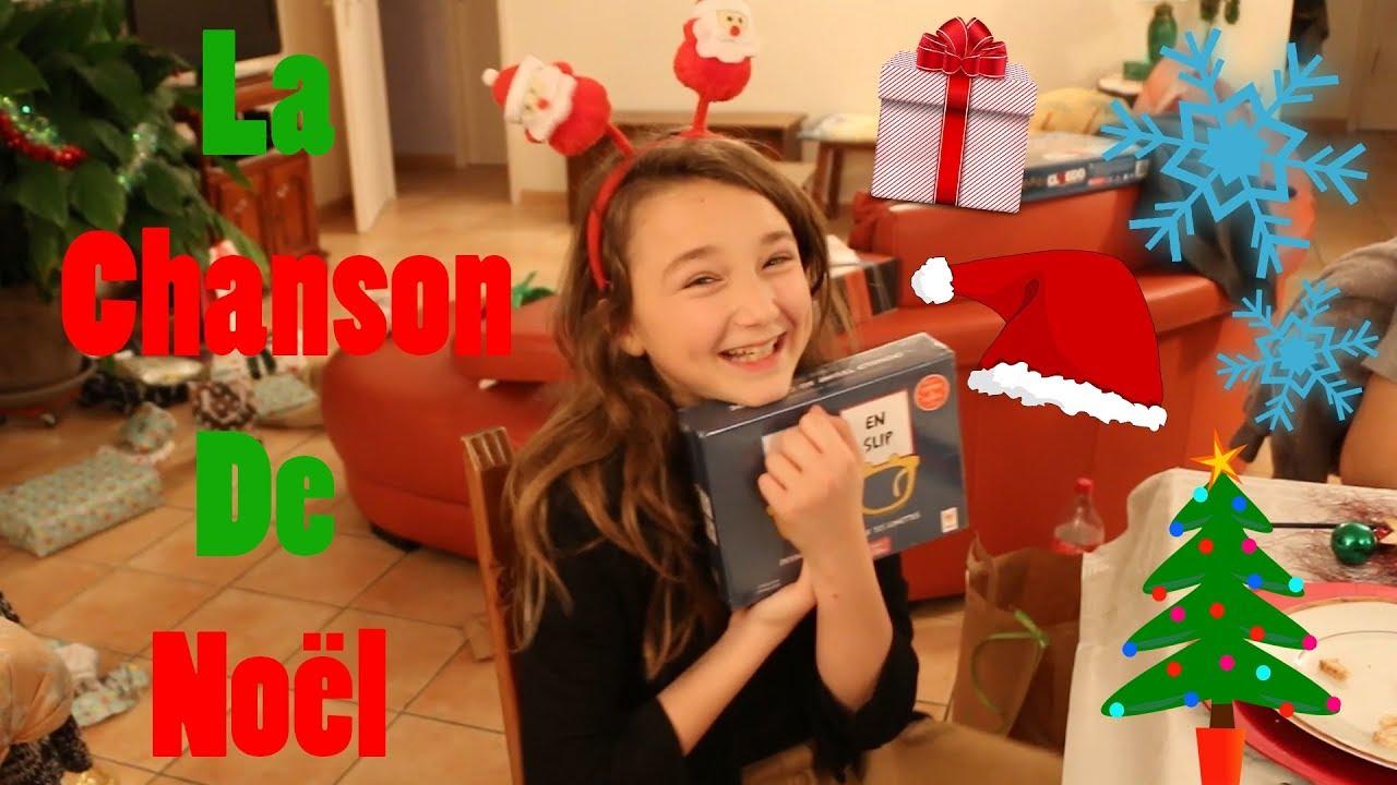 La Chanson De Noël // Satine Walle - YouTube