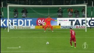 DFB-Pokal: Eintracht im Freudentaumel.