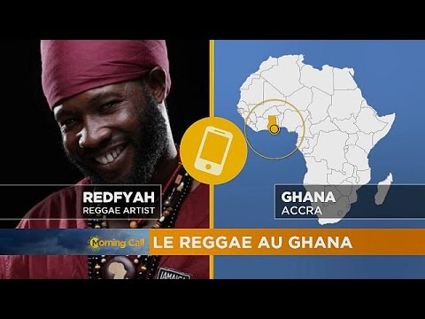 Reggae music in Ghana [The Morning Call]