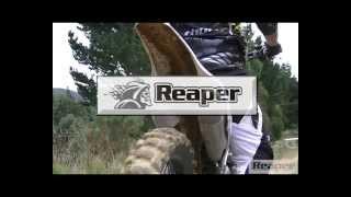 BOSSE MIKKELSEN FMX - FREESTYLE MOTOCROSS AT THE KOARSE RANCH NZ 2012