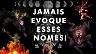 7 demônios mais terríveis das lendas e religiões