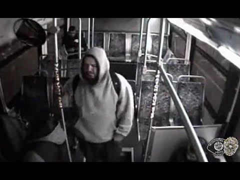 Suspect Attacks 50 Year-Old Man Exiting Bus