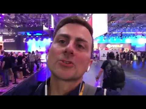 Gamescom 2017 Tag 2: Ubisoft + Bandai Namco [Vlog]