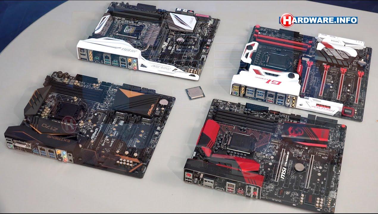 Intel Skylake Core i7 6700K en i5 6600K review - Hardware ...