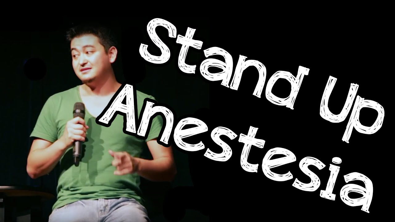 Anestesia - Stand Up Comedy - André Santi