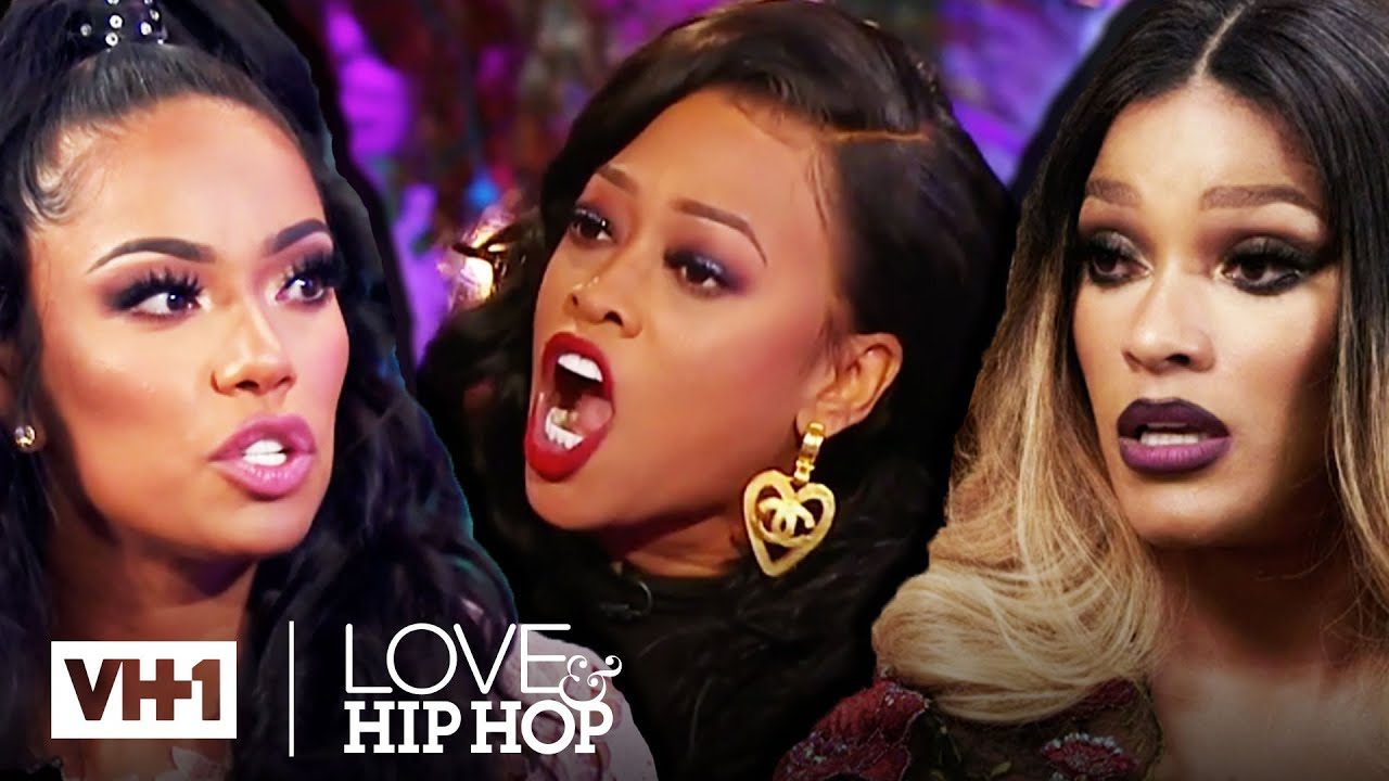 Download Best of Love & Hip Hop Reunion Reads Pt.1 🔥🧨