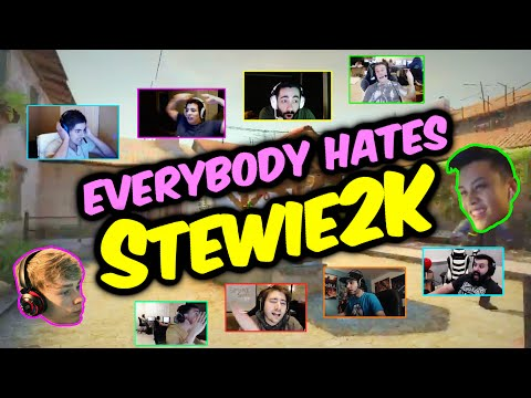 """Everybody Hates Stewie2K"": When the Pros Rage at YuNg SteW [by poNder:GO]"