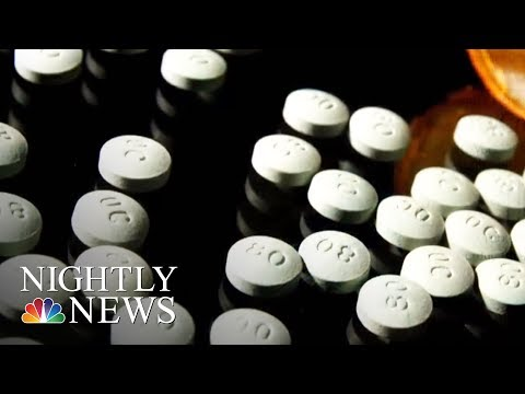 OxyContin Maker Purdue Stops Promoting Opioids In Light Of Epidemic | NBC Nightly News