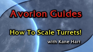 Avorion Guides - How To Scale Turrets!