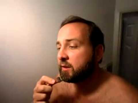 How to dye / color your beard properly - YouTube