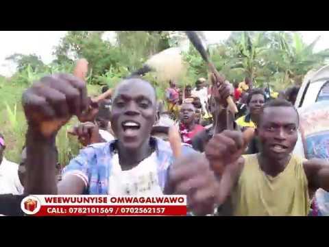 Namukoma Zulah and Namukoma Salimah surprised their mum Fatimah Nankya of Bugiri Namayemba