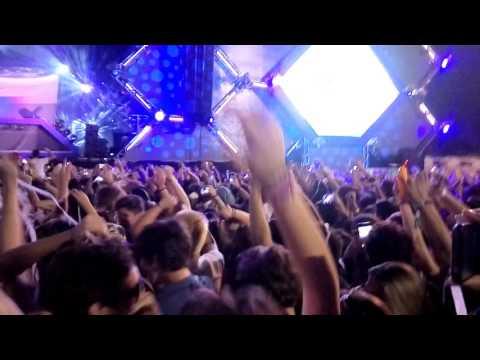 Marshmello -  Intro / Find Me HD @ Lollapalooza Brasil 2017