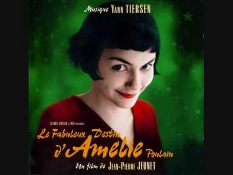 Amelie Soundtrack 3 - La Valse d'Amélie (Original version)