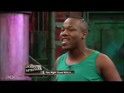 """I Love How You Fart When You're Nervous!"" (The Jerry Springer Show)"