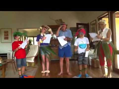 Lord Howe island dance