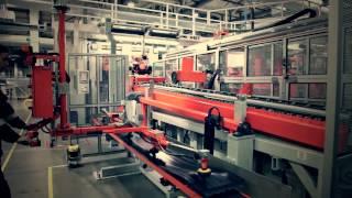 Производство грузовых ЦМК-шин Сordiant Professional