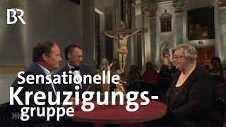 Baixar Aus dem Besitz von Bergsteiger-Legende Luis Trenker: Kreuzigungsgruppe   Kunst + Krempel   BR