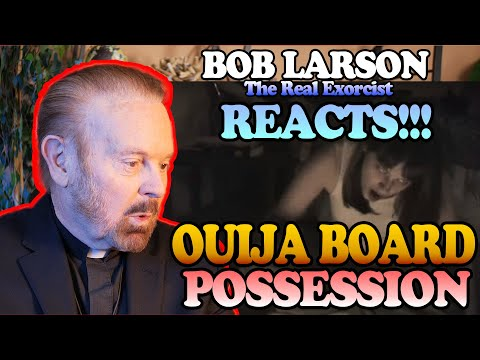 Bob Larson Reacts to a Girl Getting Possessed While Play Ouija Board!