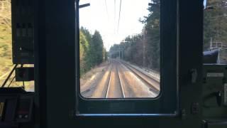 【前面展望①】東武6050系野岩鉄道所属61102編成 ダイヤ改正で消えてしまう |区間快速|浅草|
