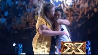 MARIA LAROCO ALMOST GOT ELIMINATED FROM SIX CHAIR CHALLENGE | CROWD FOUGHT FOR HER| THE XFACTOR 2018